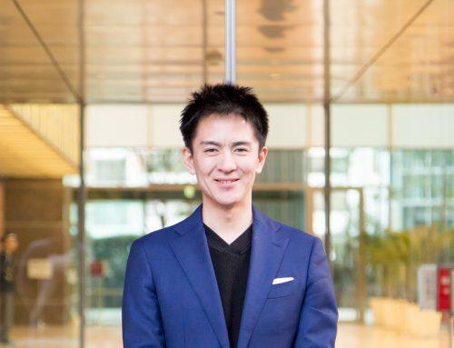 中山 雄介VP(Vice president)
