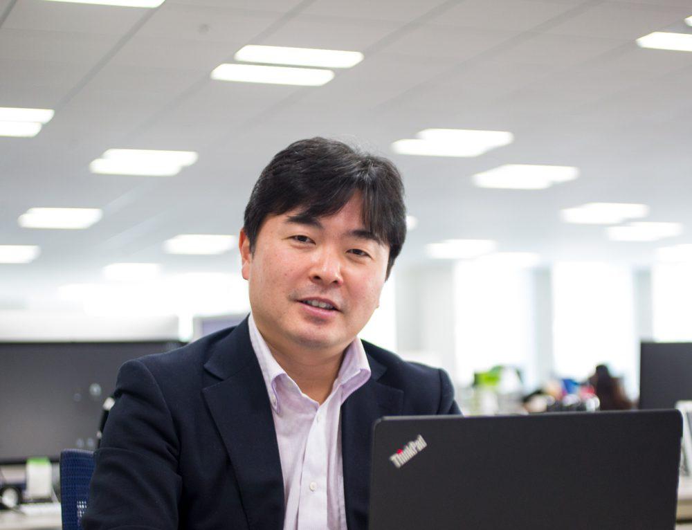 津田 茂寿VP(Vice president)