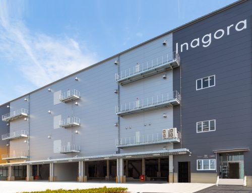 千葉県松戸市に新物流センター「インアゴーラ ロジスティクスセンター」を開業 2019 年 5 月より稼働予定