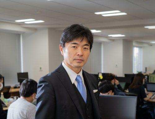 津田 茂寿SVP(Senior Vice President)